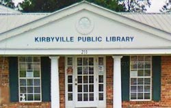 Kirbyville Public Library Logo